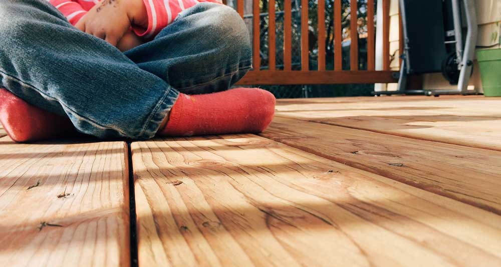 deck disinfection