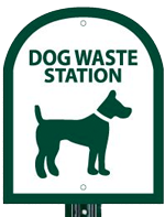 pet waste station sign1