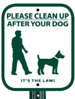 pet waste station sign2
