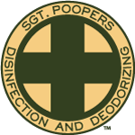 Sgt. Poopers® Disinfection and Deodorizing button