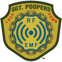 Sgt. Poopers® Radiation Lockdown
