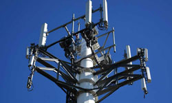 Image of a cell tower