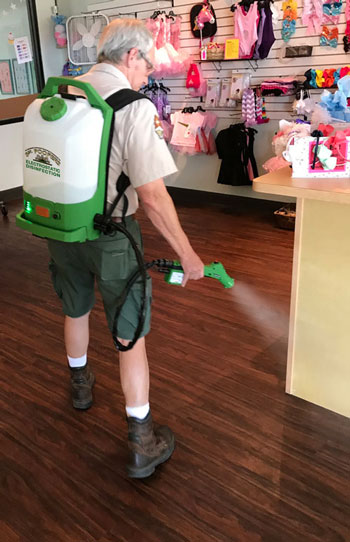 day care disinfection